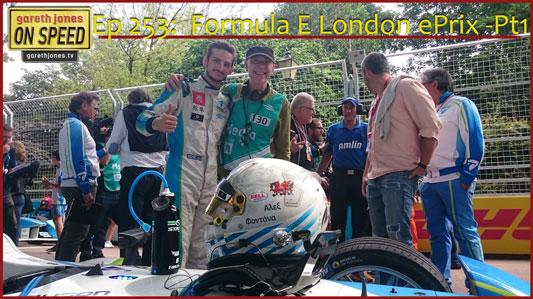 Alex Fontana, Gareth Jones