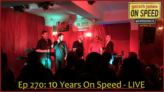 10 Years On Speed LIVE