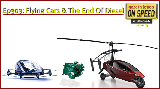 Flying Cars & Diesel