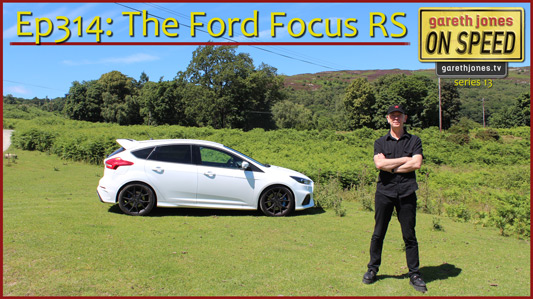 Gareth Jones & Ford Focus RS