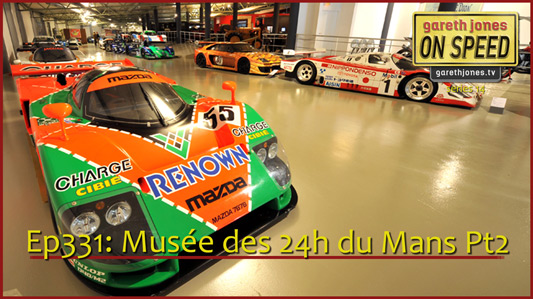 The Museum Of The 24 Hours Of le Mans