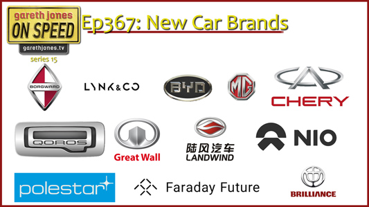 New Car Brands