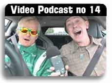 click to see the latest Gareth Jones On Speed video podcast