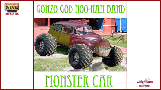 monster car