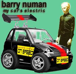 Barry Numan