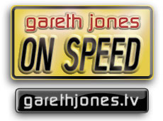Gareth Jones On Speed the smash-hit car and motorsport podcast click to hear it now